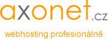 AXOnet.cz - webhosting profesionálně